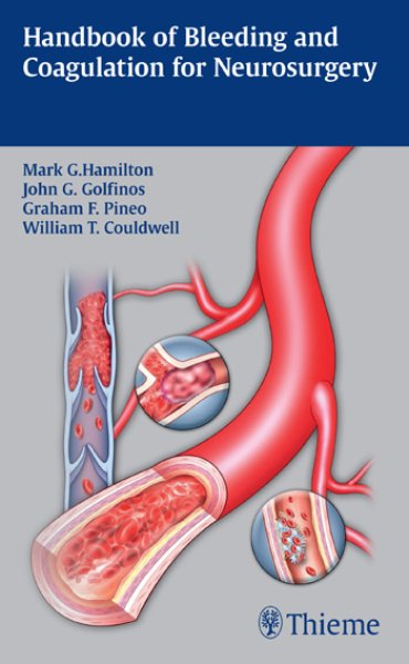 画像1: Handbook of Bleeding and Coagulation for Neurosurgery (1)