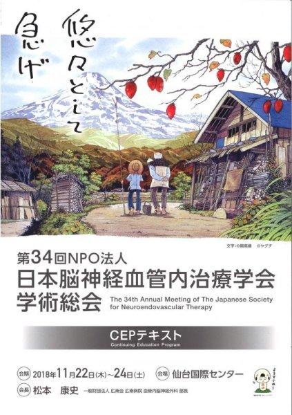 画像1: CEP 2018 DVD & TEXT 【第34回日本脳神経血管内治療学会総会生涯教育プログラム】 (1)