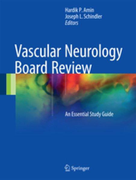 画像1: Vascular Neurology Board Review: An Essential Study Guide (1)