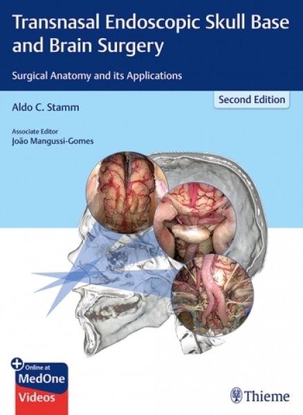 画像1: Transnasal Endoscopic Skull Base and Brain Surgery Surgical Anatomy and its Applications,2nd. (1)